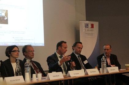 Echanges franco britanniques sur l adaptation au for Chambre de commerce francaise en grande bretagne