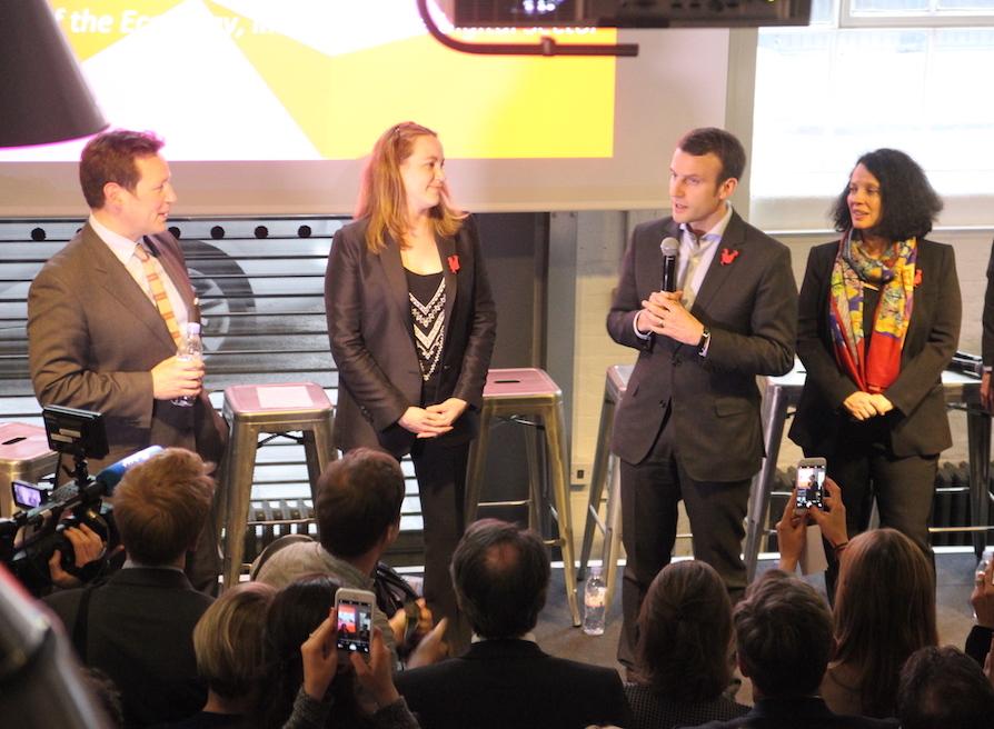 E macron et a lemaire lancent le french tech hub london for Chambre de commerce franco britanique