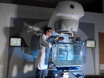 Un nouvel acc l rateur pour calibrer la radioth rapie for Chambre d ionisation