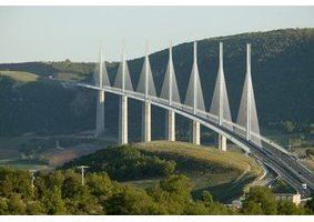 The Viaduc of Millau