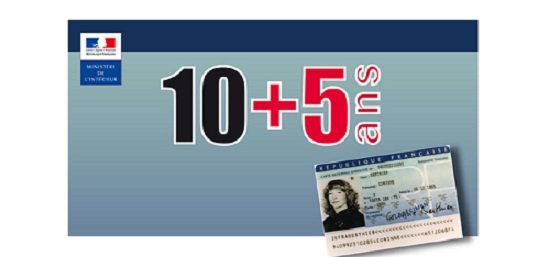 refaire carte identité périmée Carte d'identité d'un majeur : renouvellement suite à expiration