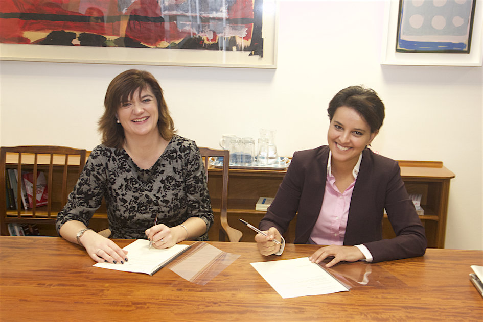Najat vallaud belkacem en visite londres france in the for Chambre de commerce francaise en grande bretagne