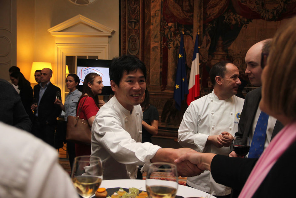 Good France 2017 launched with participating chefs