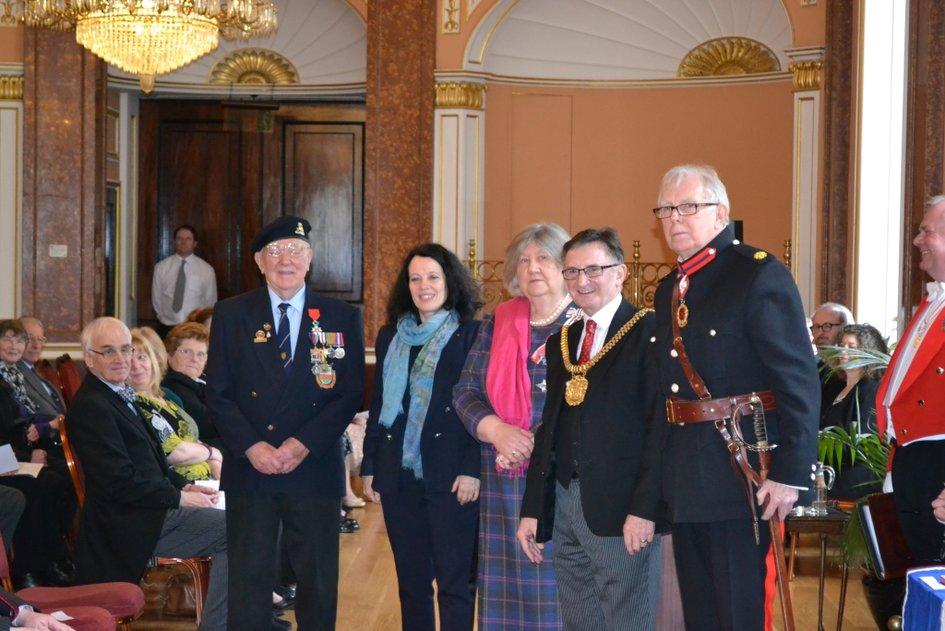 L ambassadeur bermann en visite liverpool france in for Chambre de commerce francaise en grande bretagne
